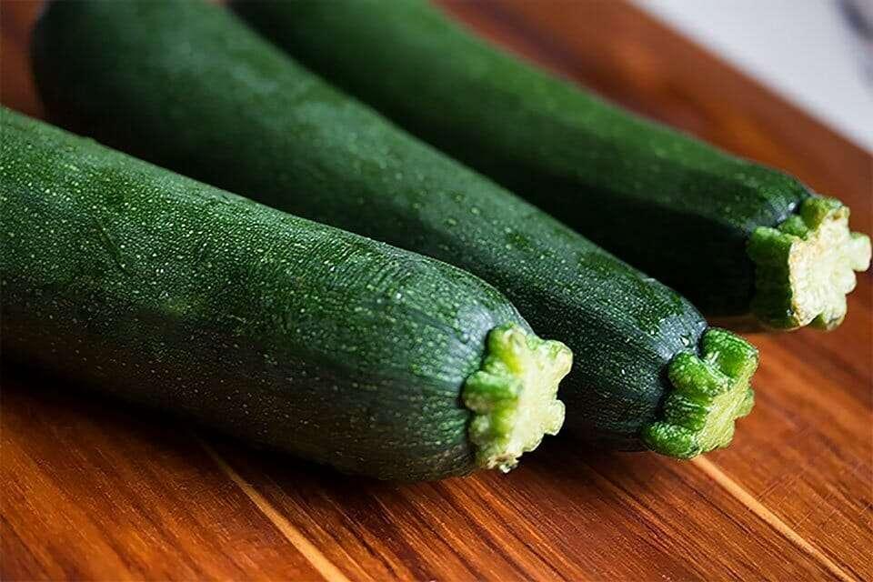 Fresh Zucchini, Zoodles